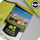 Living Real Estate Trifold Brochure - GraphicRiver Item for Sale