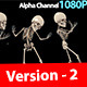 Skeleton Funny Belly Dance Version 2 - VideoHive Item for Sale