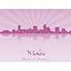 Wichita Skyline - GraphicRiver Item for Sale