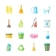 Cleaning Icons Set - GraphicRiver Item for Sale