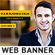 Corporate Web Banner Design Template 36 - GraphicRiver Item for Sale