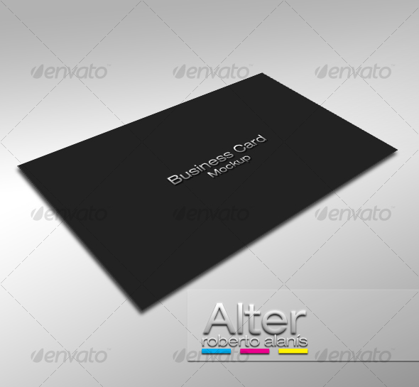 GraphicRiver Business Card Smart Template 1 32075