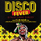 Disco Fever Flyer Template - GraphicRiver Item for Sale