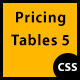 CSS3 Responsive Pricing Tables - CodeCanyon Item for Sale