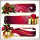Christmas Banners 1 - GraphicRiver Item for Sale
