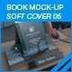MyBook Mock-up - Soft Cover 05 - GraphicRiver Item for Sale