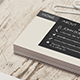 Web Menu Style Business Card - GraphicRiver Item for Sale
