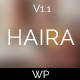 Haira - Responsive Multipurpose WP Theme - ThemeForest Item for Sale