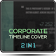 Corporate Timeline Cover Bundle - GraphicRiver Item for Sale