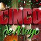 Cinco de Mayo Flyer Poster Template - GraphicRiver Item for Sale