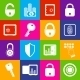 Lock Safe Icons - GraphicRiver Item for Sale