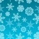 Snowflakes Pattern - GraphicRiver Item for Sale