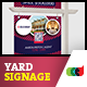 Modern Real Estate Yard Signage 7 + Riders - GraphicRiver Item for Sale