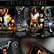 4 in 1 Flyer Bundle - GraphicRiver Item for Sale