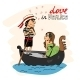 Love in Venice - GraphicRiver Item for Sale