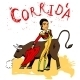 Bullfighting in Corrida  Spain - GraphicRiver Item for Sale
