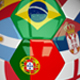 3D Soccer Ball - World Flags - VideoHive Item for Sale