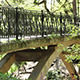 Pedestrian Large Bridge in the Park - VideoHive Item for Sale