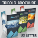 Trifold Brochure US Standard - GraphicRiver Item for Sale