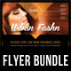 3 in 1 Fashion Product Flyer Bundle 17 - GraphicRiver Item for Sale