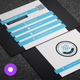 Creative Business Card 002 - GraphicRiver Item for Sale