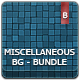 Miscellaneous Background Bundle V.1 - GraphicRiver Item for Sale