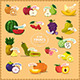 Illustrate of Fruits - GraphicRiver Item for Sale
