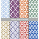 Oriental Seamless Patterns - GraphicRiver Item for Sale