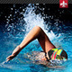 Swimming Cap Mock-up - GraphicRiver Item for Sale