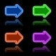 Neon Arrows - GraphicRiver Item for Sale