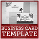 Modern Business Card Sketch Template - GraphicRiver Item for Sale