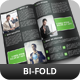Creative Corporate Bi-Fold Brochure Vol 13