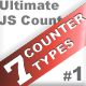 Ultimate JavaScript Counter - CodeCanyon Item for Sale