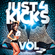 Just for Kicks Vol2. - GraphicRiver Item for Sale