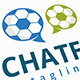 Football Chat Logo - GraphicRiver Item for Sale