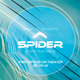 Spider Futuristic Flyer Design - GraphicRiver Item for Sale