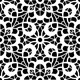 Black and White Lace Pattern  - GraphicRiver Item for Sale