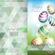 Easter Background with Eggs In Grass - GraphicRiver Item for Sale