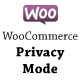 AJ WooCommerce Privacy Mode - CodeCanyon Item for Sale