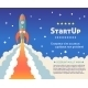Rocket Start Up Background  - GraphicRiver Item for Sale