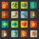 Website Icons Set - GraphicRiver Item for Sale