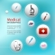 Medical Bubble Infographic - GraphicRiver Item for Sale