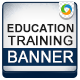 Banners for Education Institute - GraphicRiver Item for Sale