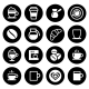 Coffee Icon Set - GraphicRiver Item for Sale