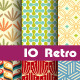 Retro Patterns - GraphicRiver Item for Sale