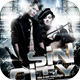 Sin City Flyer Template