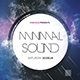 Minimal Sound - GraphicRiver Item for Sale