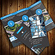 Metropolitan Tri-Fold Brochures Template  - GraphicRiver Item for Sale