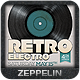 Retro Electro Flyer Template - GraphicRiver Item for Sale
