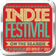 Indie Festival Flyer Template - GraphicRiver Item for Sale